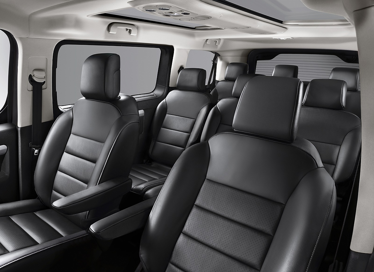 Opel Zafira Life Vom Familienvan Zum Transporter