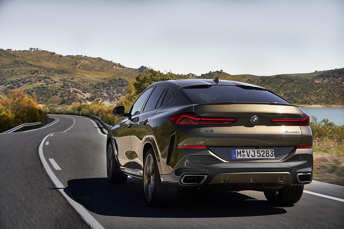 2020 BMW X6 Reviews