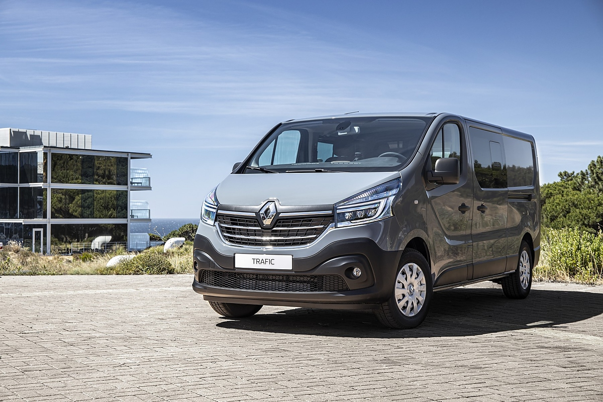 2020 Renault Trafic Prices