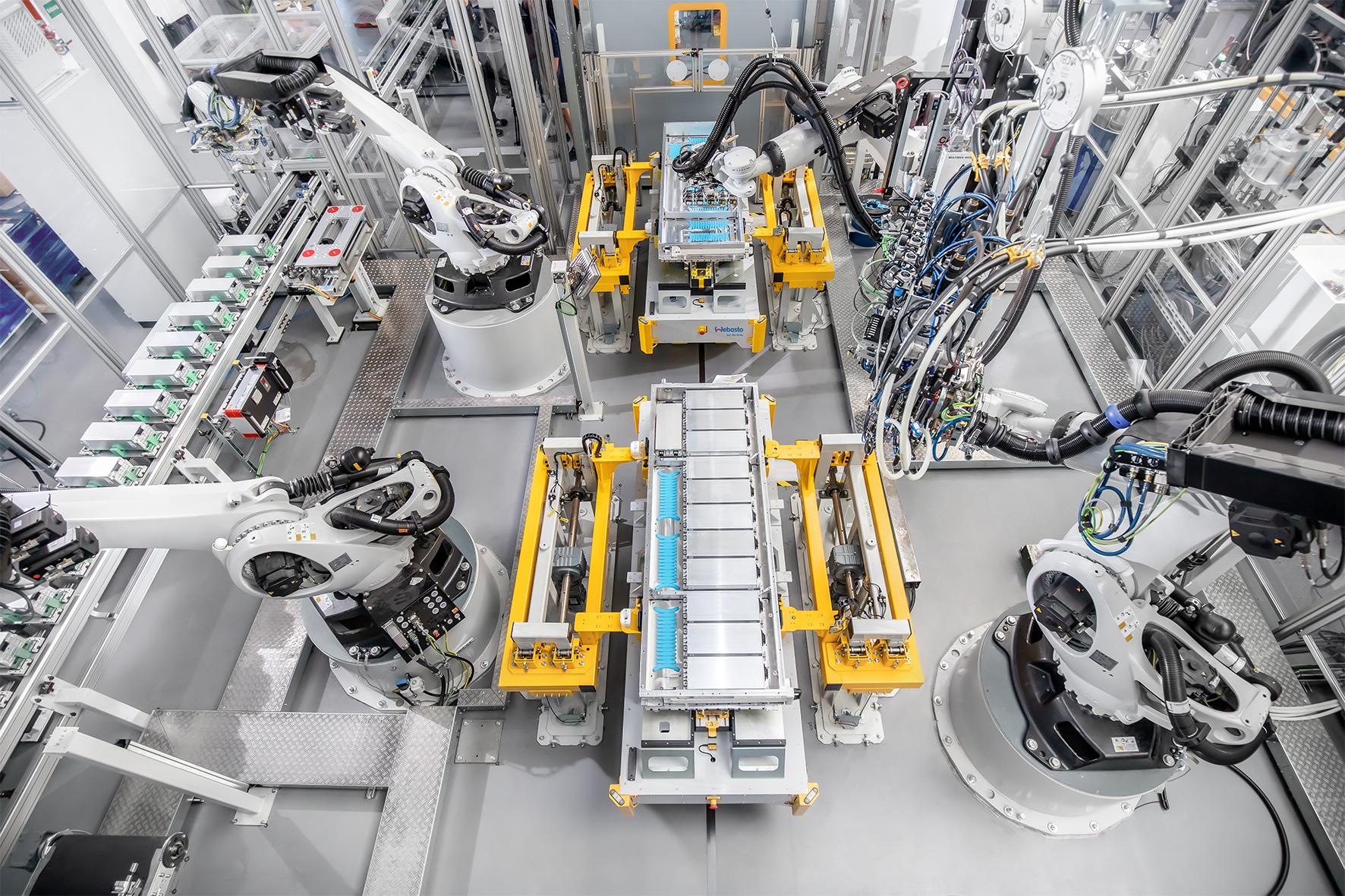 Zulieferer Webasto fertigt in Schierling Batteriepacks 01 Okt 2019 - AUTOMOBIL PRODUKTION Online