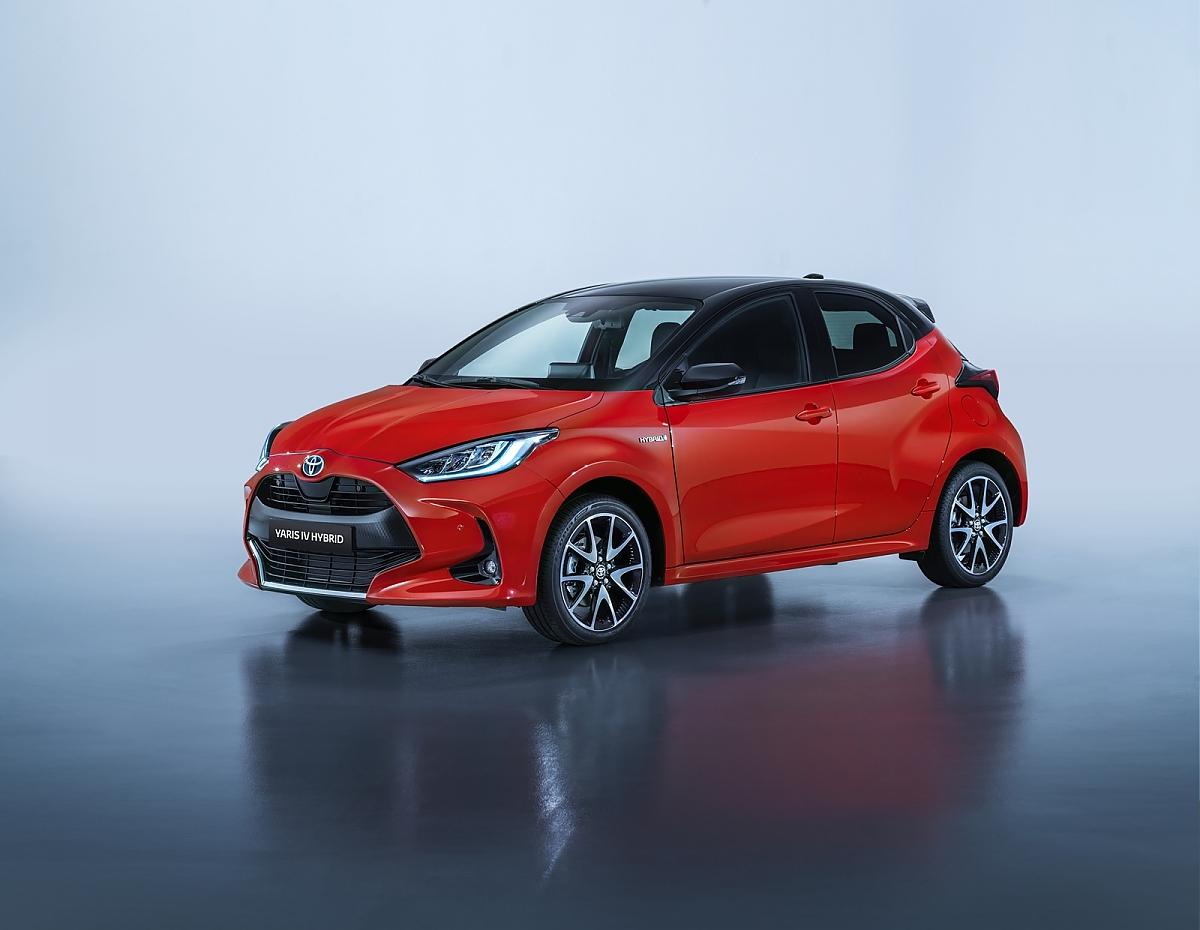 2020 Toyota Auris Configurations