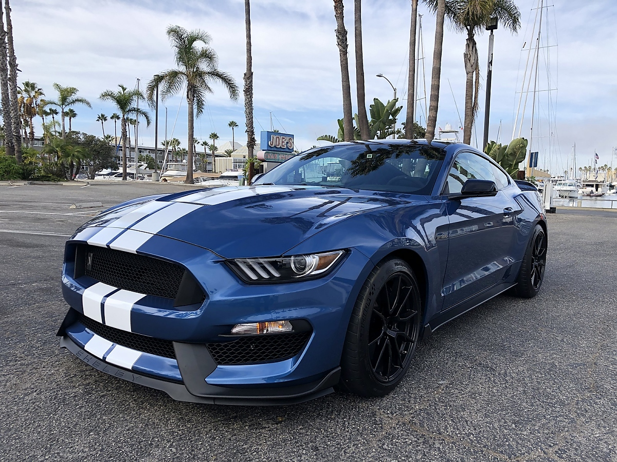 2020 Ford GT350 Style