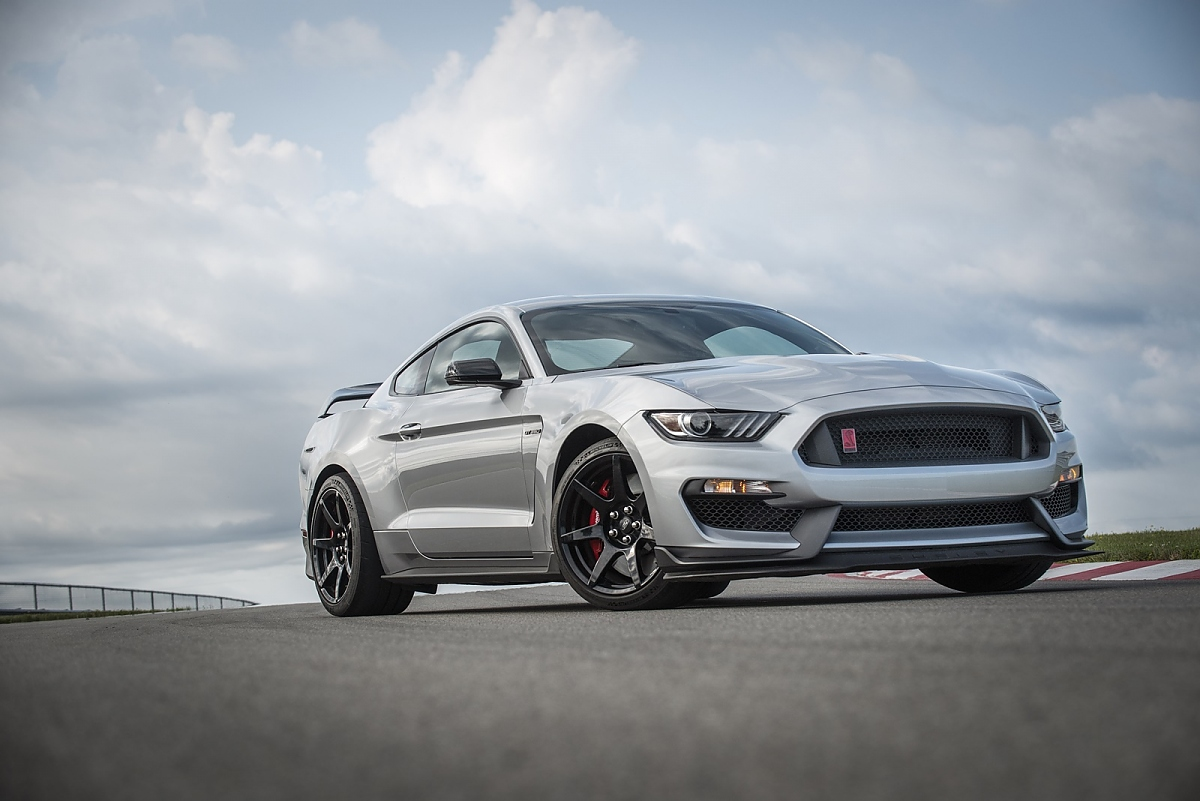 2020 Ford Mustang Shelby Gt 350 Overview