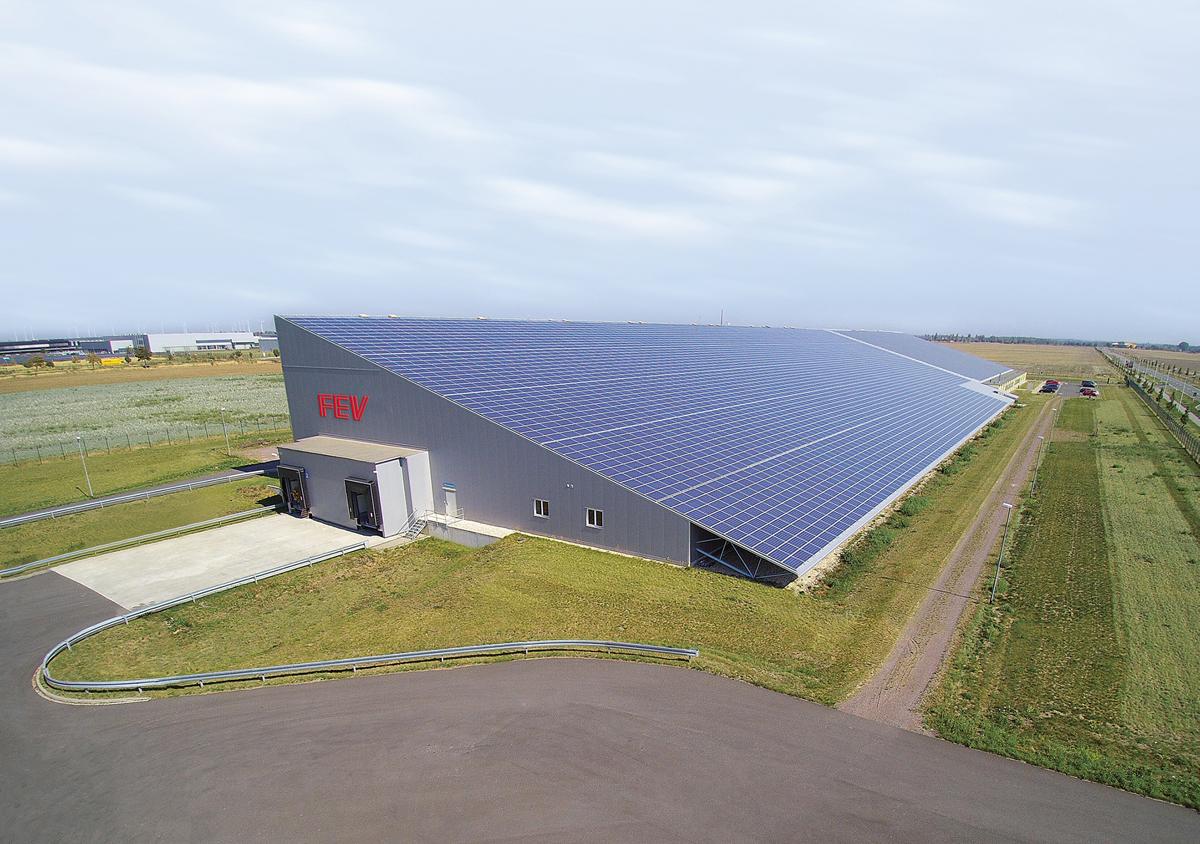 FEV nimmt Entwicklungszentrum für Hochvoltbatterien in Betrieb