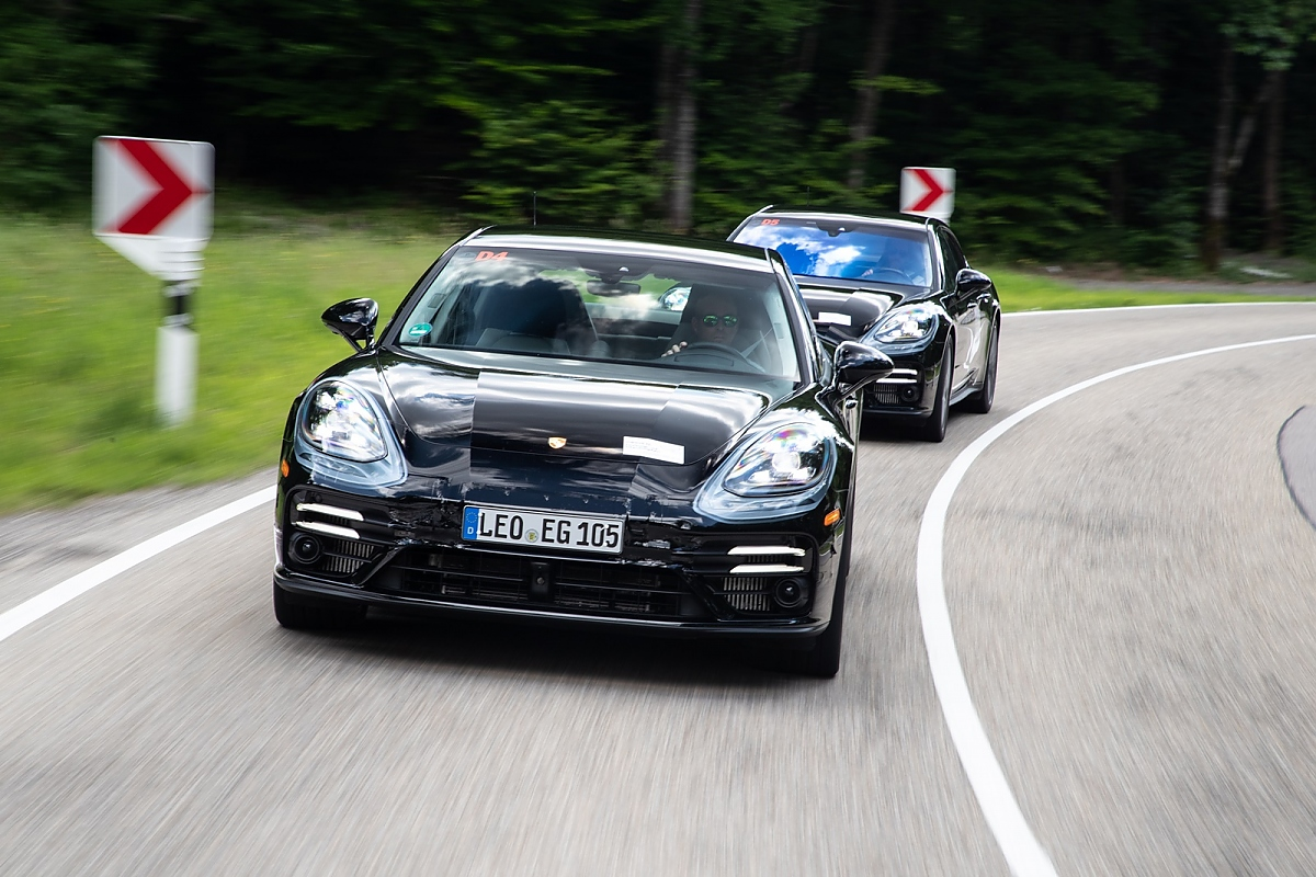 2021 The Porsche Panamera Redesign and Review